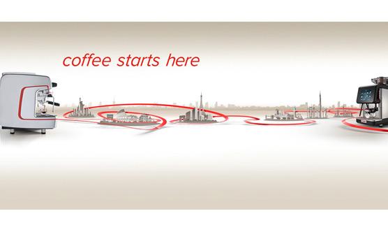 Coffee Starts Here